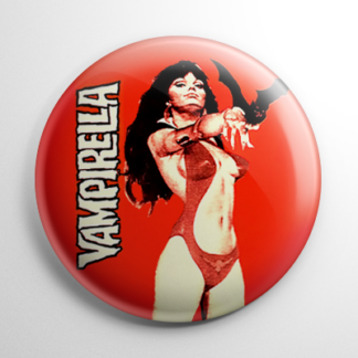 Vampirella Button