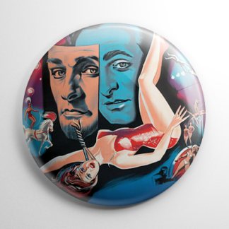 Circus of Horrors Button