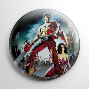 Evil Dead 3: Army of Darkness Button