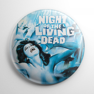 Night of the Living Dead (B) Button
