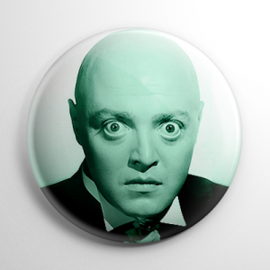Peter Lorre Mad Love (B) Button