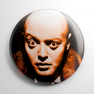 Peter Lorre Mad Love Button