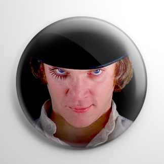 A Clockwork Orange Alex Delarge Button
