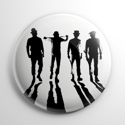 A Clockwork Orange Droogs Button