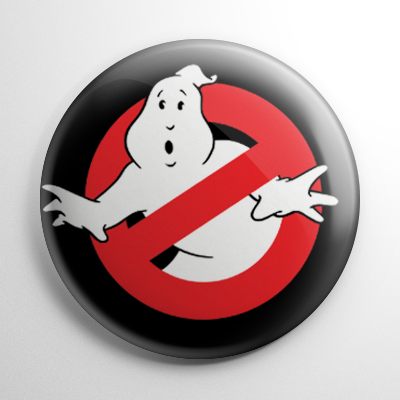 Ghostbusters Button