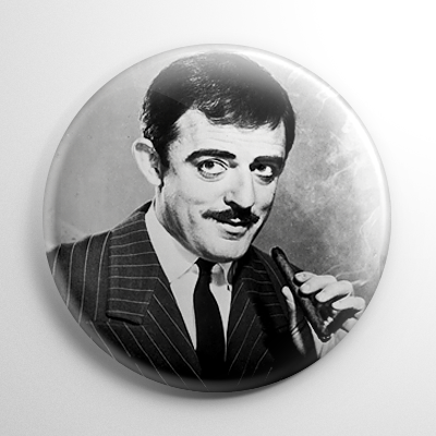 The Addams Family Gomez Button
