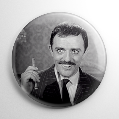 The Addams Family Gomez (B) Button