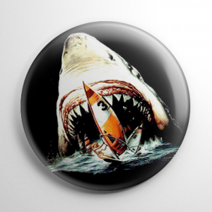 Great White (C) Button