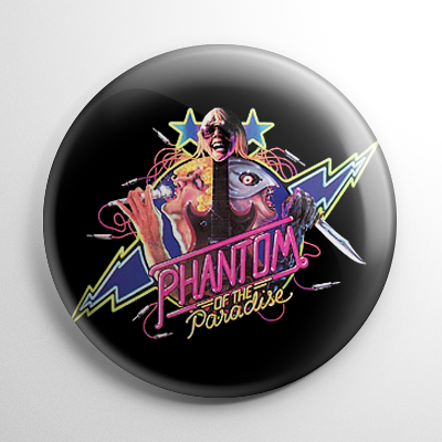 Phantom of the Paradise Button