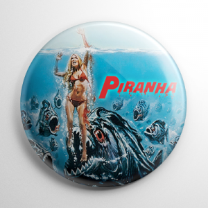 Piranha (B) Button