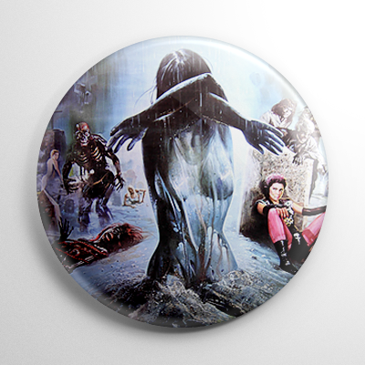 Return of the Living Dead (B) Button