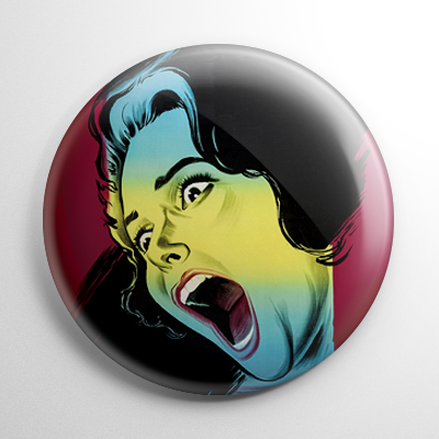 Scream of Fear - Susan Strasberg Button