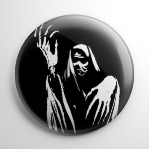 13 Ghosts - Clutching Hands Button
