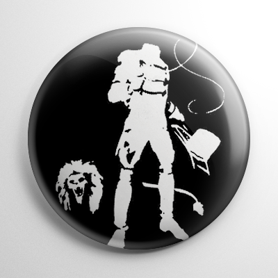 13 Ghosts - The Lion & Tamer Button