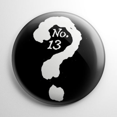 13 Ghosts Ghost No 13 Button Horror Buttons