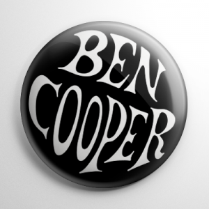 Ben Cooper Black Button