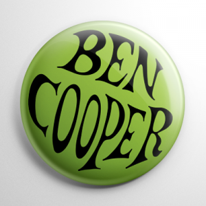 Ben Cooper Green Button