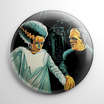 Bride of Frankenstein (C) Poster Button