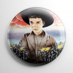 Children of the Corn Isaac Button