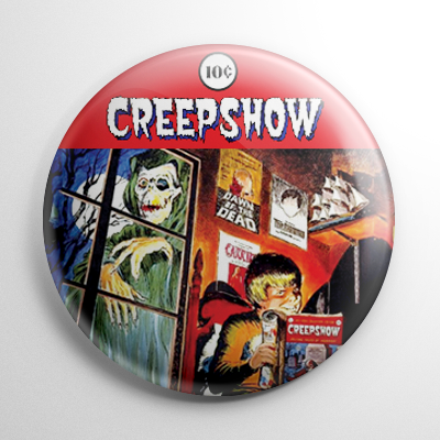 Creepshow (D) Button