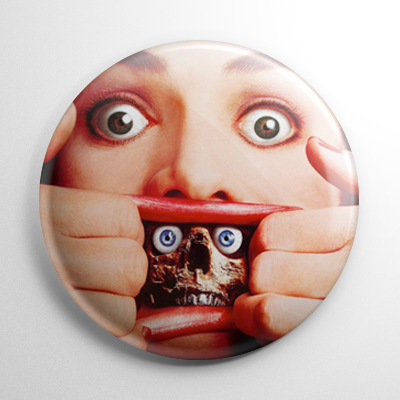 Dead Alive Braindead Button