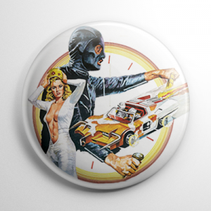 Death Race 2000 Button