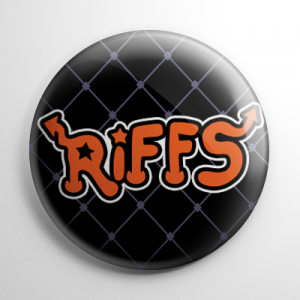 The Warriors Gramercy Riffs Button