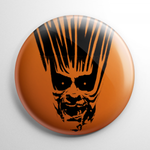 Halloween III Season of the Witch Demon Button