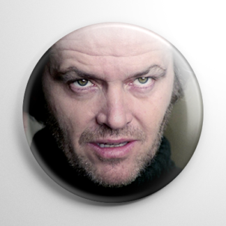 The Shining Jack Torrance (B) Button