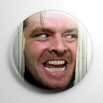 The Shining Jack Torrance Button