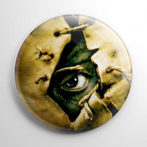 Jeepers Creepers Button