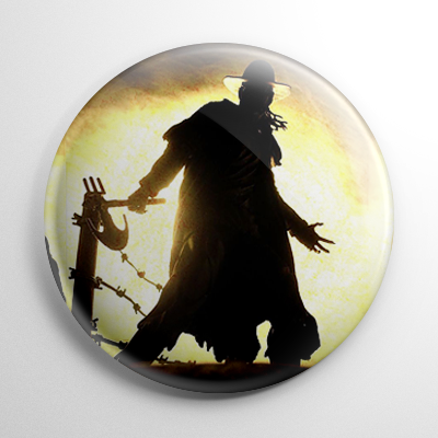 Jeepers Creepers (B) Button