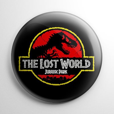 The Lost World: Jurassic Park Button