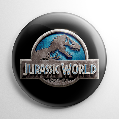 Jurassic World Button