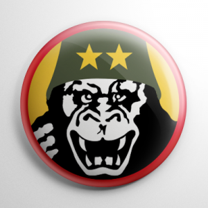 Taxi Driver - King Kong Company (B) Button