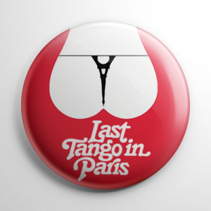 Last Tango in Paris (B) Button