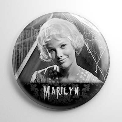 The Munsters - Marilyn Munster Button