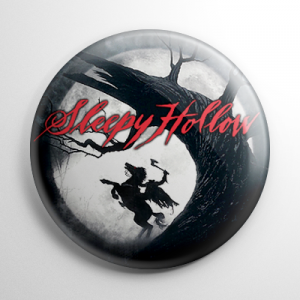 Sleepy Hollow Button