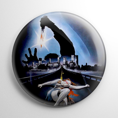 The New York Ripper Button