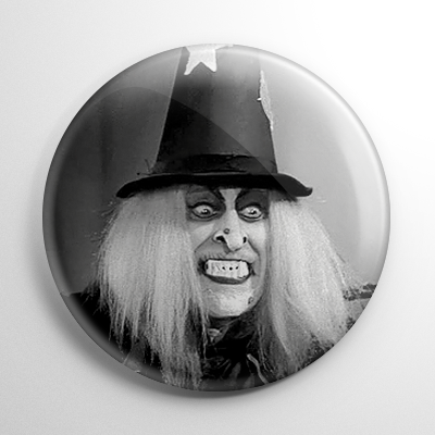 The Munsters Zombo Button