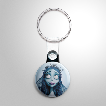 Corpse Bride - Emily the Bride Keychain