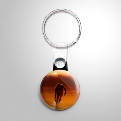 Horror - Legend of Boggy Creek (A) Keychain