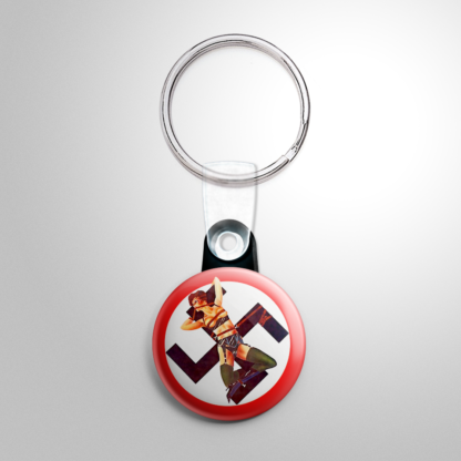 Grindhouse - Salon Kitty (B) Keychain
