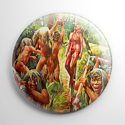 Cannibal Holocaust (C) Button