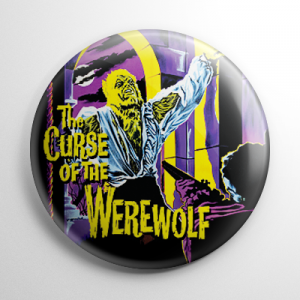 Curse of the Werewolf Button
