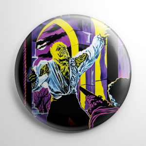 Curse of the Werewolf (B) Button