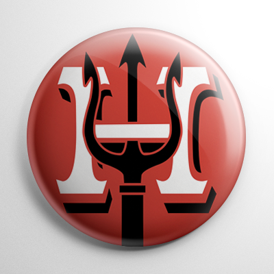 Hellfire Club Logo Button