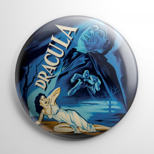 Horror of Dracula Button