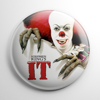 Pennywise the Dancing Clown It Button