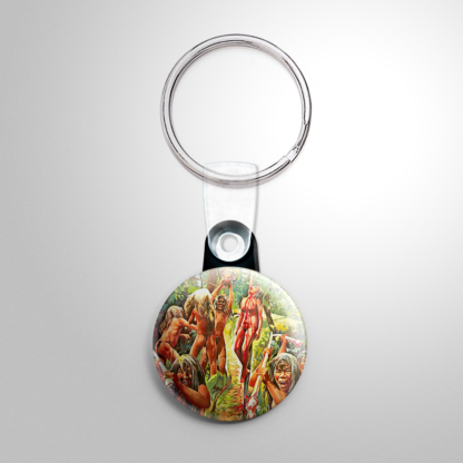 Grindhouse - Cannibal Holocaust (C) Keychain